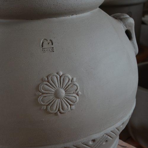 terakota kvetinac